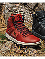 DC Spartan High WR Burnt Henna Boots