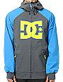 DC Spectrum 10K Grey Snowboard Jacket