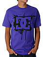 DC Splish Purple T-Shirt