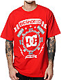 DC Working Class Red T-Shirt