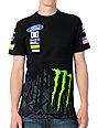 DC x Monster Ken Block Shift Black T-Shirt