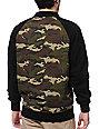 DGK Alpha Camo Varsity Jacket