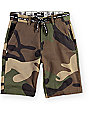 DGK Big Woods Camo Chino Shorts