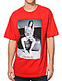 DGK Countin Loot Red T-Shirt