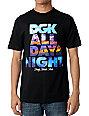 DGK Day & Night Black T-Shirt