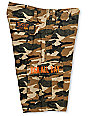DGK Fat Tip Camo Cargo Shorts