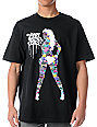 DGK Head To Toe Black T-Shirt