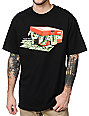 DGK Hustle Hard Black T-Shirt