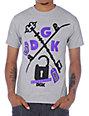 DGK Hustlin Grey T-Shirt
