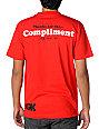 DGK I Love Biters Red T-Shirt