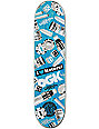 "DGK Jack Curtin Vices 8.1""  Skateboard Deck"