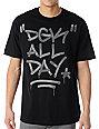 DGK Marked Up Black T-Shirt