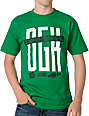 DGK Mega Green T-Shirt