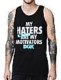 DGK Motivators Black Tank Top
