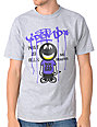DGK No Graffiti Grey T-Shirt