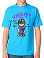 DGK No Graffiti Turquoise T-Shirt