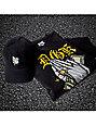 DGK Pray Metallic Black T-Shirt
