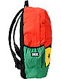 DGK Rasta Angle Backpack