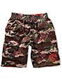 DGK Rucker Park Camo Mesh Shorts
