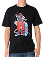 DGK Skate Rat Black T-Shirt