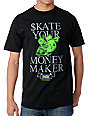 DGK Skate Your Money Maker Black T-Shirt