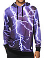 DGK Storm Lightning Hooded Shirt