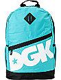 DGK Teal Angle Laptop Backpack