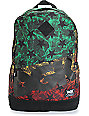 DGK Unfollow Angle Rasta Backpack