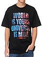 DGK Universe Black T-Shirt