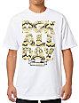 DGK Wild Life White T-Shirt