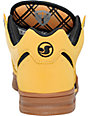 DVS Militia JJ Snow Tan & Gum Skate Shoes