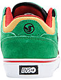 DVS Munition CT Rasta Skate Shoes
