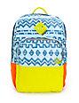 Dakine Capitol Salty Blue & Green 23L Backpack
