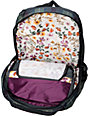 Dakine Jewel Tartan Plaid Backpack