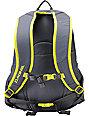 Dakine Pivot Charcoal & Lime Skate Backpack
