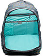 Dakine Prom Sierra Print Grey Laptop Backpack
