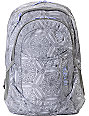Dakine Savannah Garden Grey Laptop Backpack