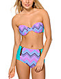 Damsel Magic Hour Manic Molded Cup Bikini Top