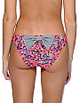 Damsel Shatter Proof Bow Coral Bikini Bottom