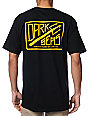 Dark Seas Black Water Black T-Shirt
