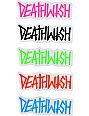 Deathwish Death Spray Sticker