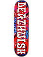 "Deathwish Great Death Tie Dye 8.25""  Skateboard Deck"