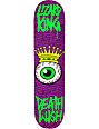 "Deathwish Lizard Eye 7.25""  Mini Skateboard Deck"