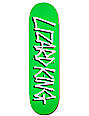 "Deathwish Lizard King Gang Name Glitter 8.3875""  Skateboard Deck"