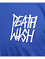 Deathwish The Truth Blue T-Shirt