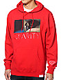 Diamond Supply Co Clarity Pt 2 Red Pullover Hoodie