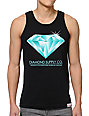 Diamond Supply Co Creators Black Tank Top