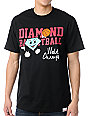 Diamond Supply Co Cutty Champ Black T-Shirt