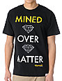Diamond Supply Co Mined Over Matter Black T-Shirt