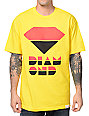 Diamond Supply Co Retro Yellow T-Shirt